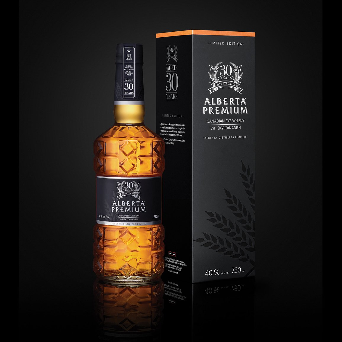 whisky and vodka packaging