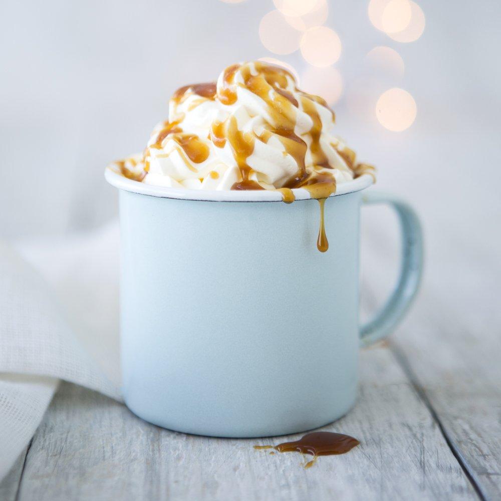 Food photography coffee