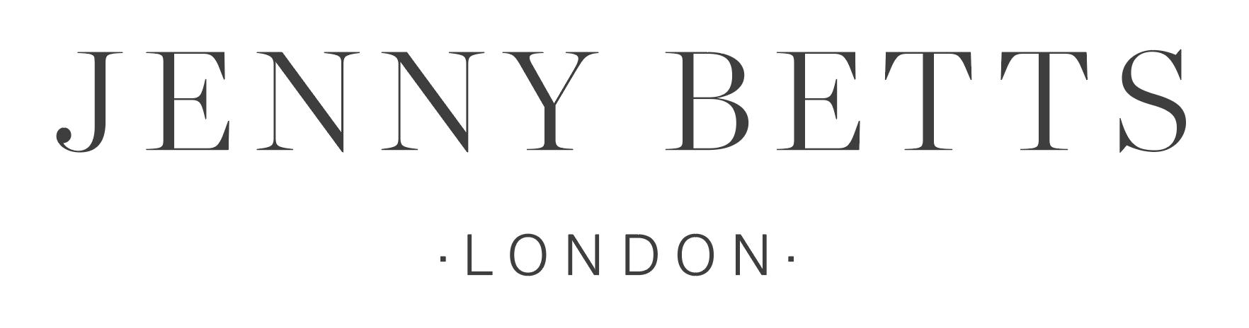 Jenny Betts London branding