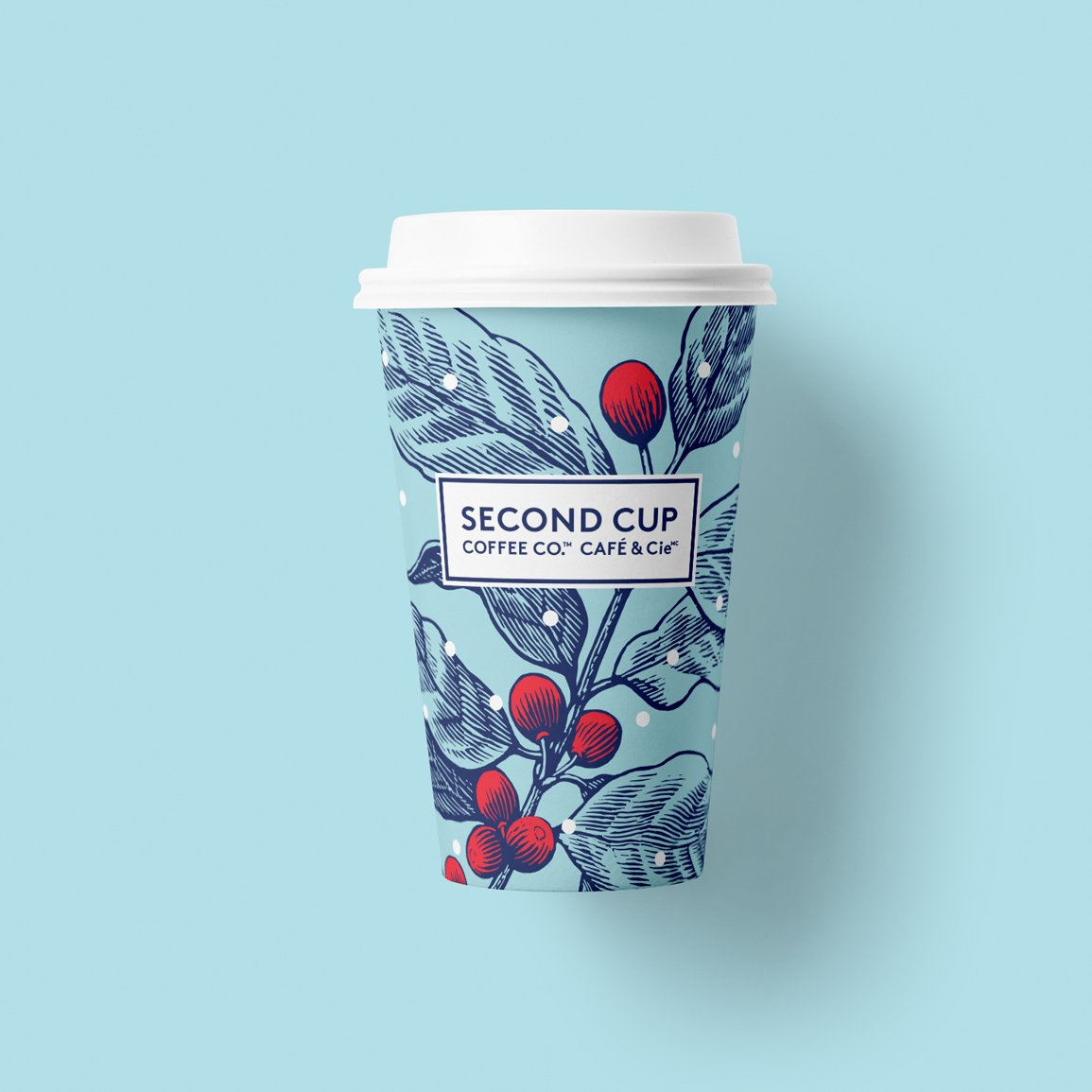 coffee campaign cup design