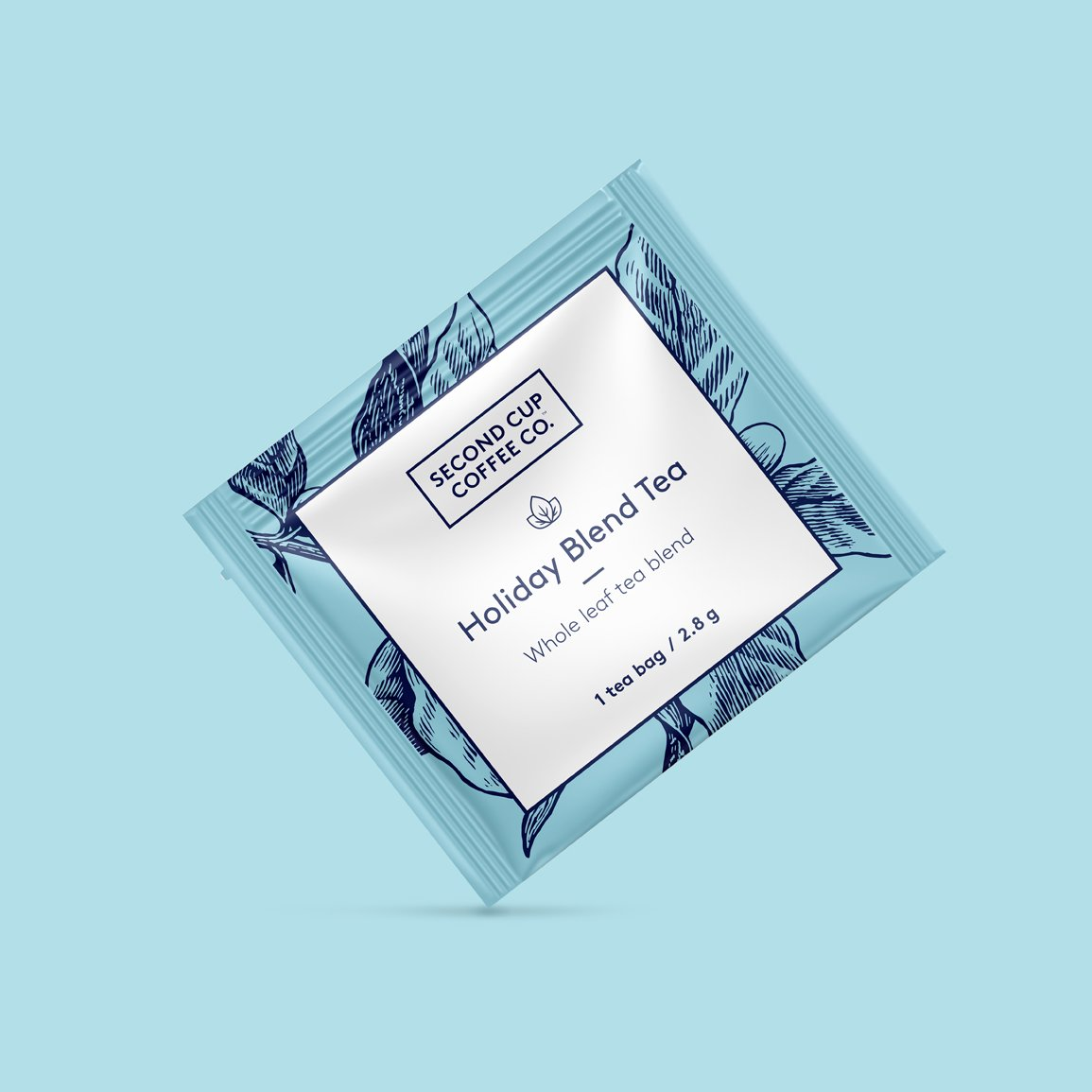 retail campaign tea packaging