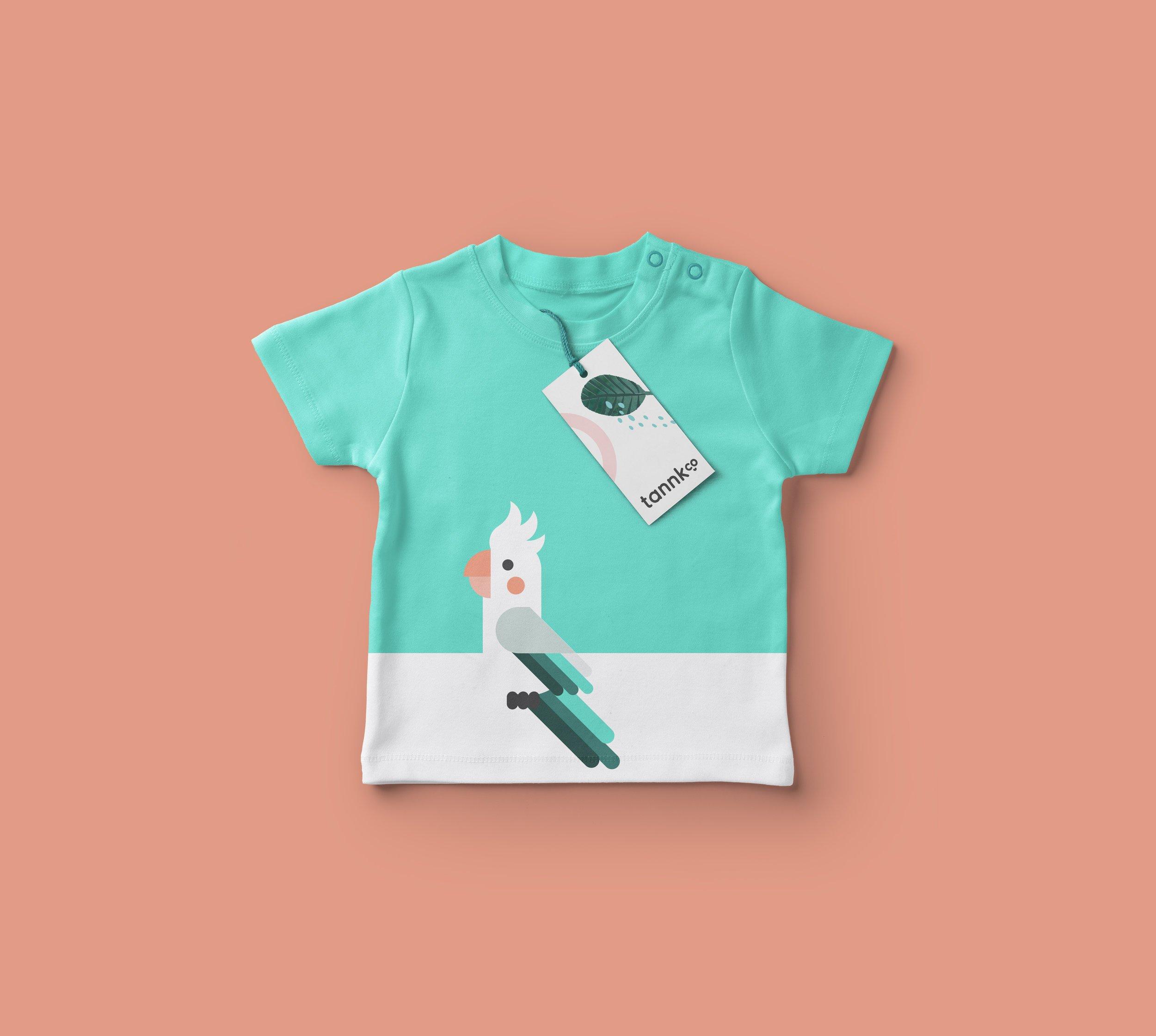 Tannk clothes design