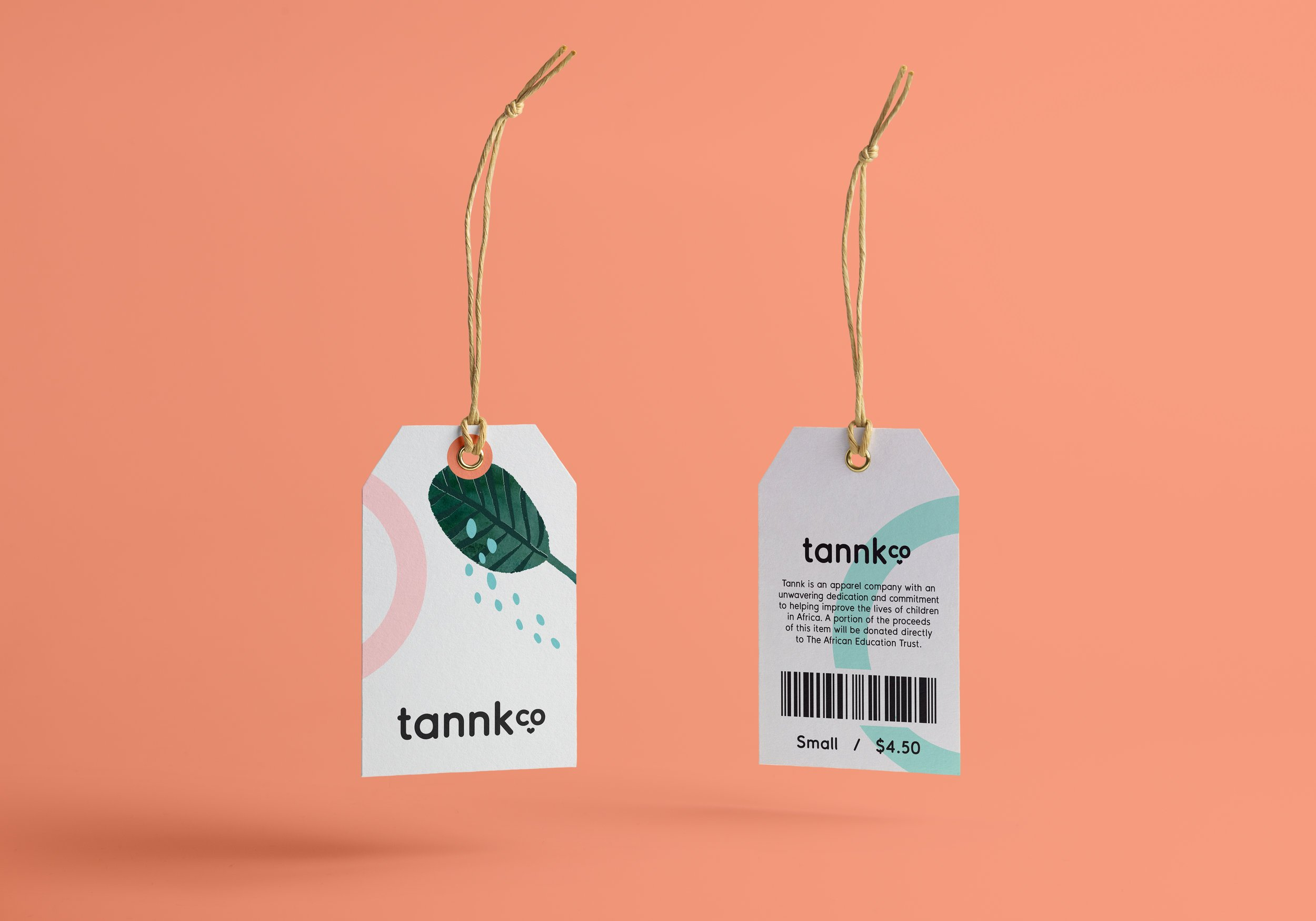 Tannk package design
