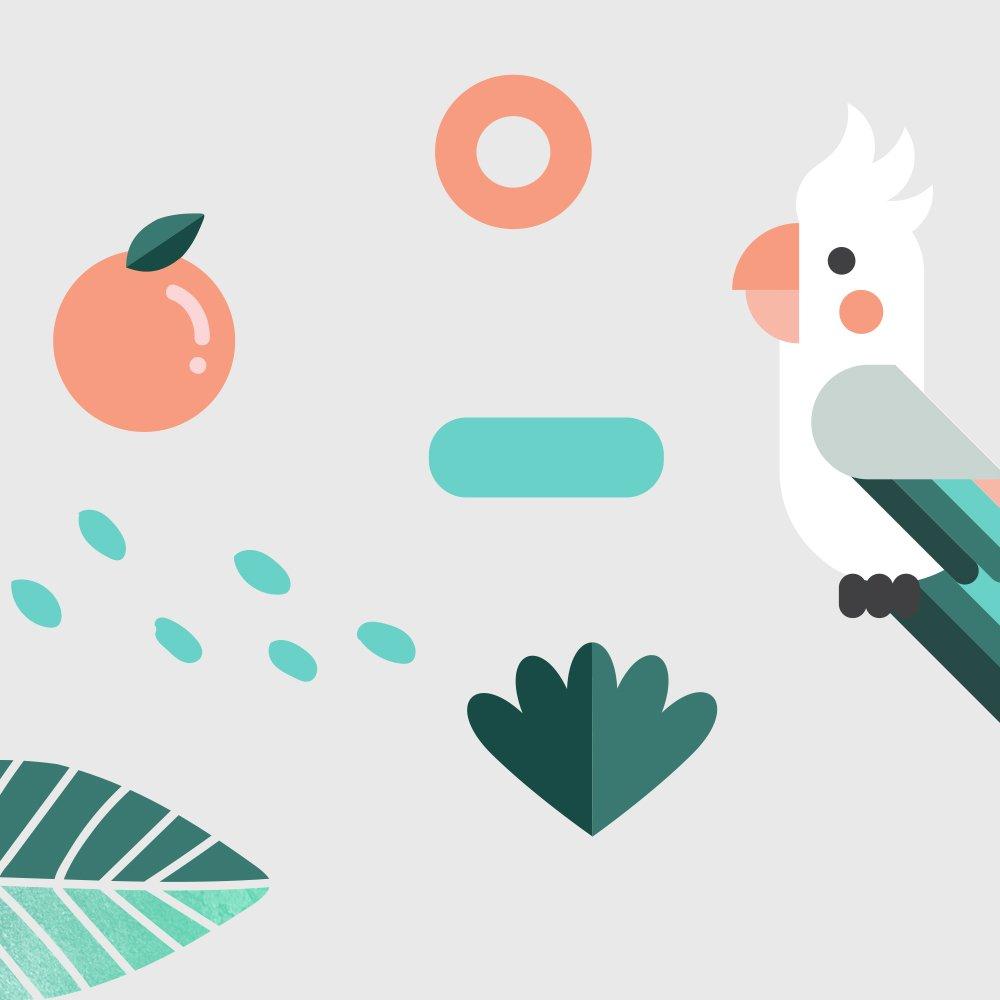Tannk illustration design